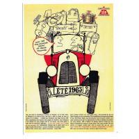 Carte Postale 10x15 - Seb super cocotte l'épargne cuisine - Editions Clouet