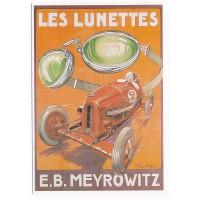 Carte Postale 10x15 - Lunette Meyrowitz - Editions Clouet