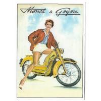Carte Postale 10x15 Monet & Goyon - Centenaire Editions