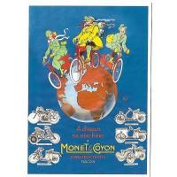 Carte Postale 10x15 Monet Goyon - Centenaire Editions