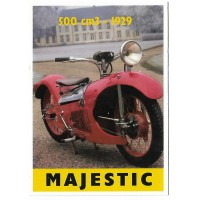Carte Postale 10x15 Majestic 500 - 1929 - Centenaire Editions