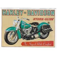 Carte Postale 10x15 Harley Davidson - Centenaire Editions