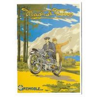 Carte Postale 10x15 Magnat Debon Grenoble - Centenaire Editions