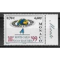 Timbre de Monaco - Numéro 2193 - Neuf sans charnière