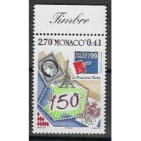 Timbre de Monaco - Numéro 2207 - Neuf sans charnière