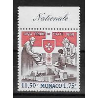Timbre de Monaco - Numéro 2215 - Neuf sans charnière