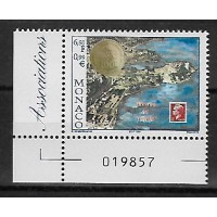 Timbre de Monaco - Numéro 2220 - Neuf sans charnière
