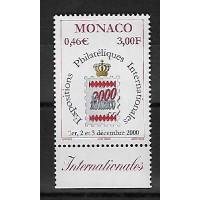 Timbre de Monaco - Numéro 2229 - Neuf sans charnière