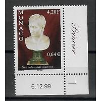 Timbre de Monaco - Numéro 2230 - Neuf sans charnière