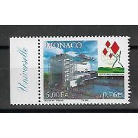Timbre de Monaco - Numéro 2252 - Neuf sans charnière