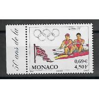 Timbre de Monaco - Numéro 2262 - Neuf sans charnière