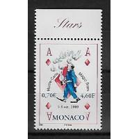 Timbre de Monaco - Numéro 2264 - Neuf sans charnière