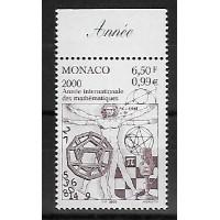 Timbre de Monaco - Numéro 2265 - Neuf sans charnière