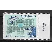 Timbre de Monaco - Numéro 2268 - Neuf sans charnière