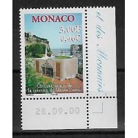 Timbre de Monaco - Numéro 2279 - Neuf sans charnière