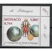 Timbre de Monaco - Numéro 2303 - Neuf sans charnière