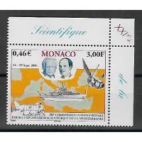 Timbre de Monaco - Numéro 2318 - Neuf sans charnière