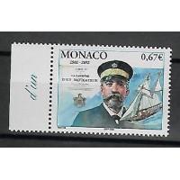 Timbre de Monaco - Numéro 2339 - Neuf sans charnière