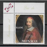 Timbre de Monaco - Numéro 2340 - Neuf sans charnière