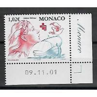 Timbre de Monaco - Numéro 2354 - Neuf sans charnière