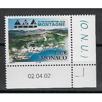 Timbre de Monaco - Numéro 2355 - Neuf sans charnière