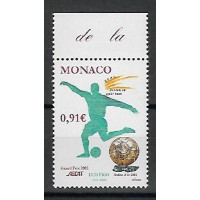 Timbre de Monaco - Numéro 2372 - Neuf sans charnière