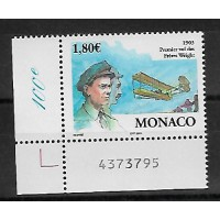 Timbre de Monaco - Numéro 2399 - Neuf sans charnière