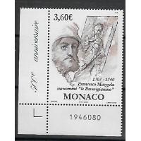 Timbre de Monaco - Numéro 2402 - Neuf sans charnière
