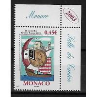 Timbre de Monaco - Numéro 2395 - Neuf sans charnière