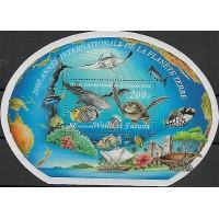 Timbre de Wallis et Futuna - BF 24 - Neuf sans charnière
