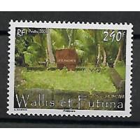 Timbre de Wallis et Futuna - 665 - Neuf sans charnière