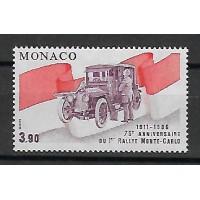 Timbre de Monaco - Numéro 1534 - Neuf sans charnière