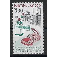Timbre de Monaco - Numéro 1553 - Neuf sans charnière
