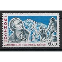Timbre de Monaco - Numéro 1556 - Neuf sans charnière