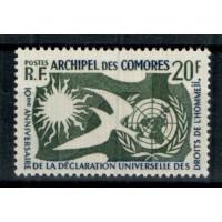 Timbres des Comores - Numéro 15 - Neuf sans charnière