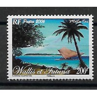 Timbre de Wallis et Futuna - Numéro 659 - Neuf sans charnière