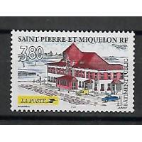 Saint Pierre & Miquelon - Numéro 655 - Neuf sans charnière