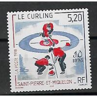 Saint Pierre & Miquelon - Numéro 670 - Neuf sans charnière