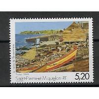 Saint Pierre & Miquelon - Numéro 687 - Neuf sans charnière