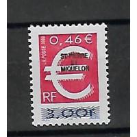 Saint Pierre & Miquelon - Numéro 961 - Neuf sans charnière