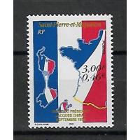 Saint Pierre & Miquelon - Numéro 703 - Neuf sans charnière