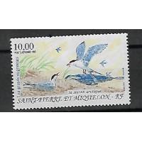 Saint Pierre & Miquelon - PA 74 - Neuf sans charnière