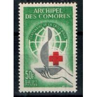 Timbres des Comores - Numéro 27 - Neuf sans charnière