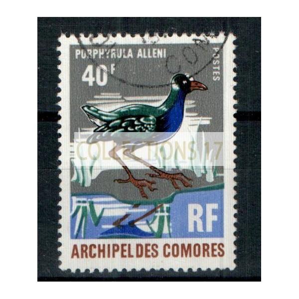 Timbres des Comores - Numéro 68 - Oblitéré