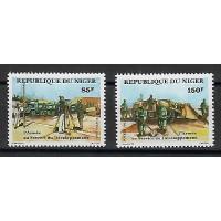 Niger - Numéro 609 à 610 - Neuf sans Charnière