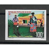 Timbre du Benin - ND - Numéro 393 - Neuf sans charnière