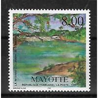 Timbre de Mayotte - Numéro 70 - Neuf sans Charnière
