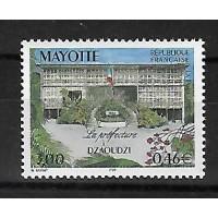 Timbre de Mayotte - Numéro 76 A - Neuf sans Charnière