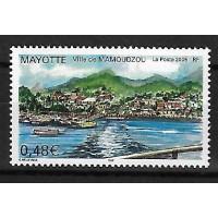 Timbre de Mayotte - Numéro 180 - Neuf sans charnière