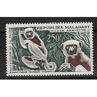 Timbre de Madagascar - PA 86 - Neuf avec Charnière